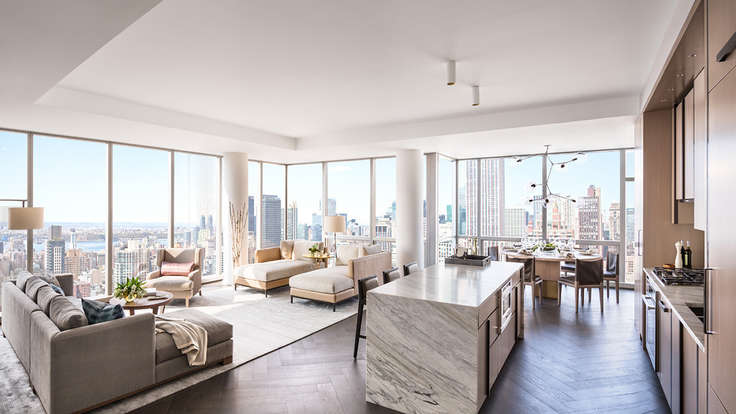 Pied-a-Terre or Investment Property in  Manhattan?