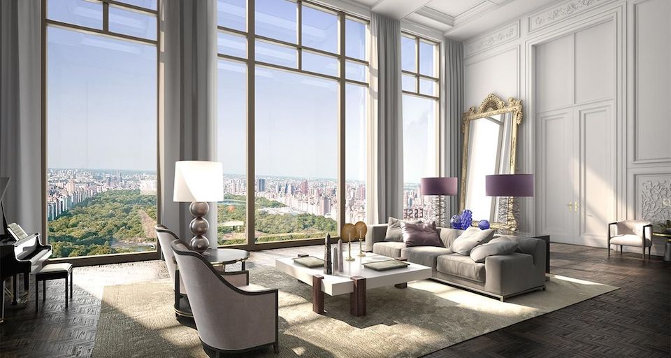 Majestic Appeal Hits Central Park South